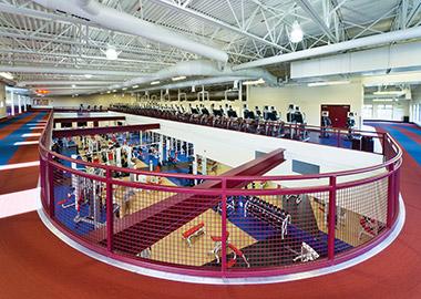 Elmendorf Air Force Base Fitness Center