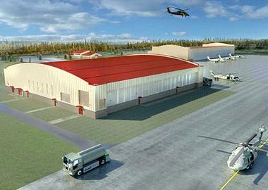 Fort Wainwright Warm Storage Hangar