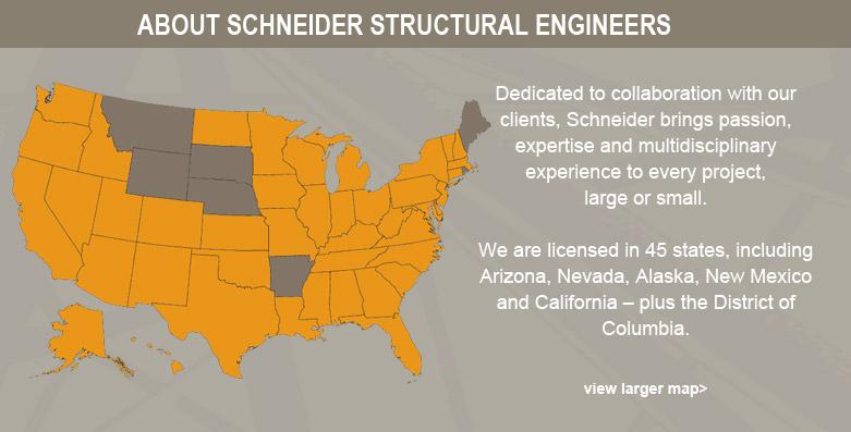 About Schneider Structural Engineers