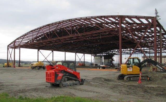 FTW373 Warm Storage Hangar